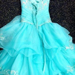 Allure bridal dress. Used as a quinceañera dress